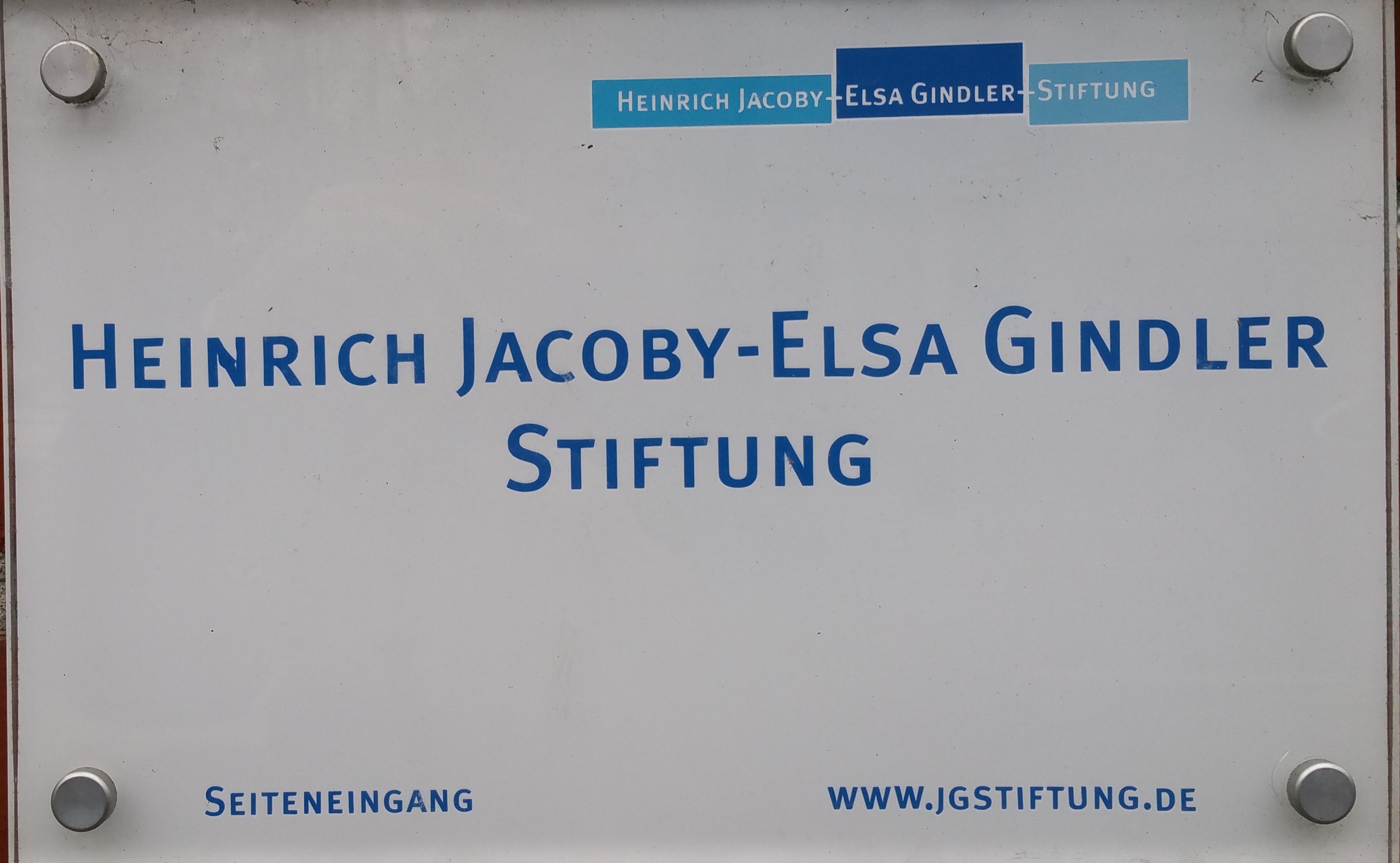 Heinrich Jacoby -Elsa Gindler